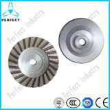 Diamond Grinding Cup Wheel with Aluminum Base