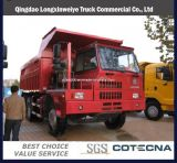Sinotruk Hova 6X4 Mining Dump Truck for Mine Construction