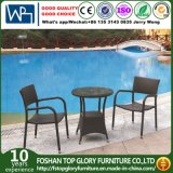 Outdoor Rattan Dining Chairs and Table Outdoor Dining Set (TG-JW89)