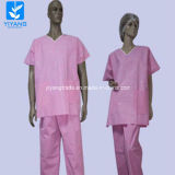 Disposable Medical Surgical Gown and Hospital Coat