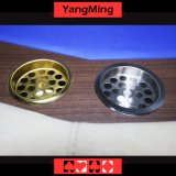 Cigarette Ashtary Ash Holder Made of High-Grade Stainless Steel Windproof for Casino Poker Table Dedicated Use Ym-PA01