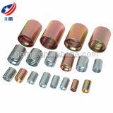 Hydraulic Fitting Ferrule 00200 00210 03310 00400 00110 Carbon Steel Ferrule Hose Sleeve