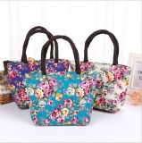 Ladies Tote Bag, Canvas Tote Bag with Full Color Printing