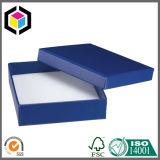 Custom Color Flocking Foam Cardboard Paper Gift Jewelry Box