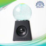 Creative Rotating Water Dancing Crystal Ball Wireless Stereo Mini LED Bluetooth MP3 Speaker for Gifts