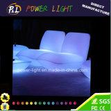 Multiple Colorful Waterproof Fashion Outdoor LED Sofa