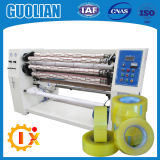 Gl-210 Carton BOPP Transparent Tape Slitting Machine