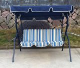 Navy Blue 3 Seater Hot Sales Garden Swing