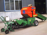 Hydraulic Drived Silage Round Bale Wrapper Silage Baler for Pakistan