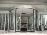 Australia Certificate Toughened Bent Glass for Door