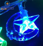 LED Moon and Star String Light for Ramadan Decoration