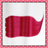 Hot Remy Human Hair Tape Hair Extensions Skin Weft 22inch