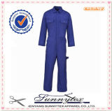 OEM 2017 New Work Uniform Coverall Workwear Safety Coverall
