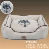 Warm Fleece Dog Beds, Pet Product (YF80287)