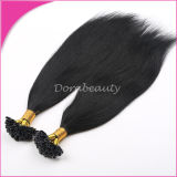 OEM Packing Design Wholesale Nail Tip Human Remy Hair