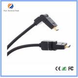 HDMI to HDMI 90/180 Degree (L shape) 1.5m 2m 3m