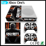 Decal Protective Vinyl Designer Cover Skins Stickers for Microsoft Console xBox One S Slim Console Controllers