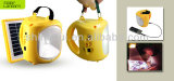 Portable Solar LED Camping Lantern with USB and Mobile Charge