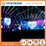Energy Saving P5 P6 Outdoor Fullcolor Display Screen