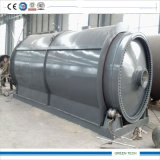 12ton Plastic Recycling Plant Convert Plastic to Oil
