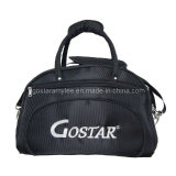 Gostar Black PU Golf Boston Bags for Outdoor Sport (HB-12)