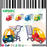 Baby Seat Shopping Trolley for Mall Renting