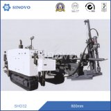 Trenchless Piping Construction PLC Controll Horizontal Drilling Machine