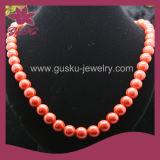 Charm Fashion Necklace High Quality Health Jewelry (2015 Tmn-089)