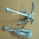 Small Anchor Hot DIP Galvanized Marine Anchor for Sale (HT8)
