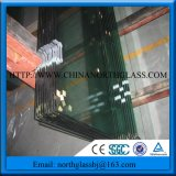 Ce SGCC Certificated Toughened Glass 12mm Glass Panels
