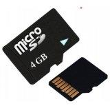 4GB Micro SD Card Class 4 Genuine Memory