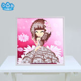 Factory Direct Wholesale Corss Stitch DIY Diamond Painting T-006