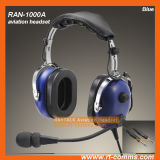 Aviation Headset Pnr Headset with Flexible Boom Microphone