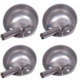 Cow Stainless Steel Pig Cattle Drinking Water Bowls