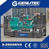 80kw 100kVA Cummins Diesel Generator Open Type