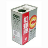 4 Liters Edible Oil Tin Can