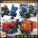 Fire Fighting Water Pump for High Pressure Application