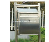 Stainless Steel Mailbox for Outdoor (HS-MB-010)