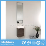 Compact Wall Mounted MDF Melamine Finished Bathroom Vanity (BF362D)