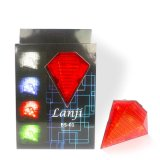 Cheap Price Rechargeable Bicycle LED Laser Rear Light (BS-01)