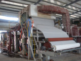 Single Cylinder Tissue Paper Machine for Facial Tissue, Toilet Paper and Napkin Paper