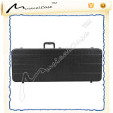 Rectangular Grooves Surface ABS Guitar Case