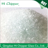 Water Treatment Clear Glass Chips