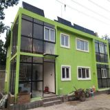 Container House for Modern Container Hotel Apartment