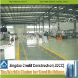 Steel Structure Workshop with Sunshine Board