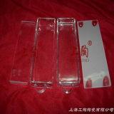 Quartz Rectangular Glass Crucibles