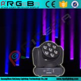Mini Osram LED Beam Moving Head Stage Wash Light