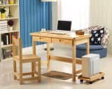 Solid Beech Wood Table Modern Study Room Fashion Desk (M-X2041)