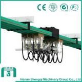 Power Supply System for Overhead Crane Conductor Bar
