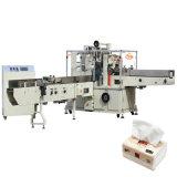 Cafe Napkin Packing Machine Serviette Paper Tissue Packing Machine